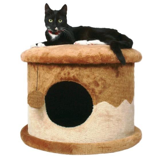 Cucce chiuse per gatti nicchie gatto igloo gatto - Cuccia per gatti ikea ...